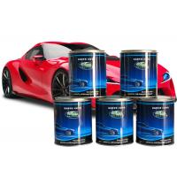 China Sparkle Electroplated Silver Metallic Automotive Paint Custom Color For Spray wholesale