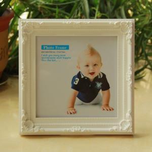 China photo frame resin, white wedding photo frames for couple wholesale wholesale