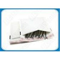 China 7.25x12 inch White Self-seal Foam Padded Envelopes Non-toxic Mailing Padded Bags wholesale