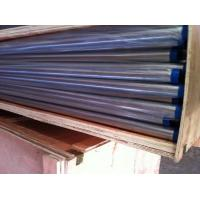 China Duplex steel ASTM 312 S31254 N08367 seamless Stainless Steel pipe tube wholesale