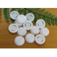 China Polythene Plastic One Way Air Vent Degassing Valve For Box Pouch Coffee Bag wholesale