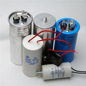 China AC Run and Start Capacitor CBB65/CBB60/CBB61 on sale