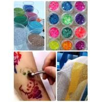 China Cosmetic Grade Glitter Pigment Glitter Powder for Textile Printing Inks ,Paints ,Coatings wholesale