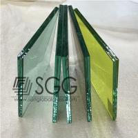 China 0.76mm PVB Laminated Glass Clear Bronze Euro Gray F Green Ford Blue Dark Gray Dark Green D wholesale