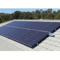 China Stable Multicrystalline Silicon Solar Panels 900 Mm Length Flame Resistant wholesale