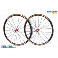 Road Bike 700c 38mm Aluminum Bicycle Wheels AA6063 T5 Customized Size 12 to 22