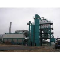 China 300T Dead Weight 680KW Asphalt Dry Batching Plant With 50T Butimen Tank wholesale