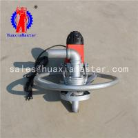 Quality SJD-2A portable electric water well drilling rig popular drill machine for sale