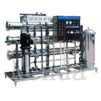 China Mineral Water / Juice / Carbonated Drinks RO Water Treatment Systems Equipment Electric Driven wholesale