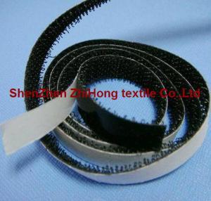 China Top selling heat retardant self-adhesive Velcro hook loop/ Nylon fasteners wholesale