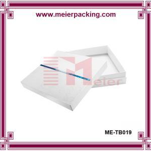 China Pure color Wedding dress gift keepsake cardboard box custom beauty plain keepsake gift box wholesale