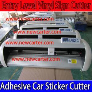 China 24'' Adhesive Car Sticker Cutter CT630 Cutting Plotter Creation 630 Vinyl Cutter Plotter wholesale