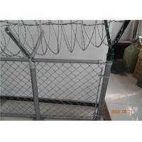 China Razor Barbed Wire Extension Arms V Shape Razor Barbed Wire Arms wholesale