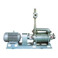China 2SK Type Two Stage Liquid Ring Vacuum Pump 380V/440V1460rpm Rotary Speed wholesale