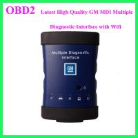 China Latest High Quality GM MDI Multiple Diagnostic Interface with Wifi wholesale