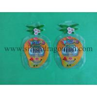 China Special-shaped plastic juice bag wholesale