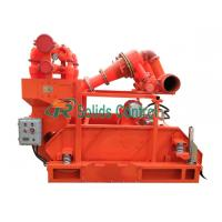 China Oilfield Mud Cleaning Systems 0.25 - 0.4Mpa Working Pressure API Standard on sale