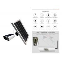 Buy cheap Night Vision Battery Camera With 2 Way Audio Works With Sim Card Live Stream from wholesalers