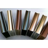 China Colourful Powder Coated Aluminium Profile Extrusion Weather Resistance wholesale