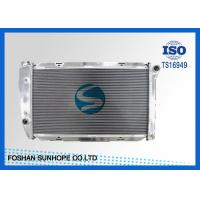 Buy cheap Full Aluminum Ford Cougar Radiator XR7 26AT DPI556 Efficient Engine Cooling from wholesalers
