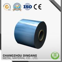 China Alloy 5052 H24 Pre Painted Aluminium With Impact Resistance 508mm Interior Dia wholesale