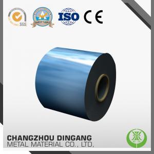 China Erosion Resistant Pre Painted Aluminium , PVDF / PE Color Coated Aluminum Coil wholesale