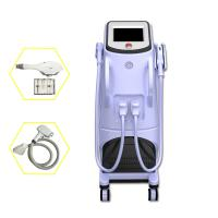 China High Efficiency 810nm Diode Laser Hair Removal Machine With Elight wholesale