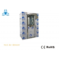 China 1 Person Stainless Steel Air Shower AC380V With LCD Touch Screen wholesale