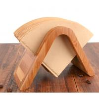 China Eco Friendly Bamboo Display Unit Bamboo Coffee Filter Holder Paper Storage Rack wholesale