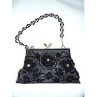 China 2012 hot style fashion beaded evening clutch bag on sale