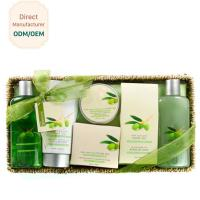 China OEM Relaxing Body Care Bath Gift Set , Luxury Bath Products Gift Sets wholesale