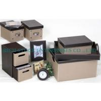 China Leather Storage Box,leather boxes on sale