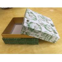 China Recycled Cardboard Gift Boxes / Eco - Friendly Cardboard Shipping Boxes wholesale
