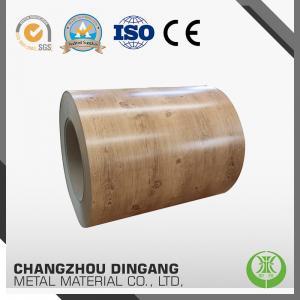 China Temper Grade H14 Colored Aluminum Sheet Metal , Alloy 3004 Pre Painted Aluminum Sheet wholesale