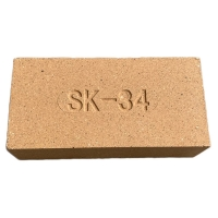 China Laddle Lining SK-34 Kiln Refractory Bricks wholesale