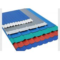 China 914mm Width PPGI  Warehouse Used With Pre-Painted Galvanized Steel wholesale