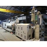 China Pipe Extrusion Line yongxin Supply--pe pipe line--pipe extrusion machine-extruder wholesale