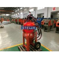 China Dust Free Vapour Blasting Equipment Ship Paint Rust Corrosive Removal Support on sale