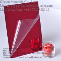 China Acrylic Mirror Sheet to Buy in variety of Colours | Cut to Size wholesale