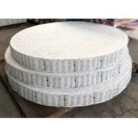 China Round Mattress Spring Unit For Theme Hotels / Bonnell Pocket Continue Spirngs wholesale