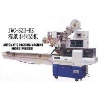 China Wet Napkin Packing Machine (JWC-SZJ-BZ) wholesale