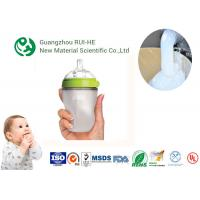 China High Transparet Liquid Silicone Rubber To Make Baby Nipples Silicone Sealants For Breast Pump 6250-18 wholesale