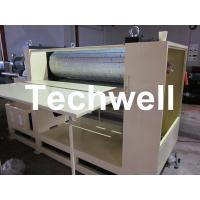 China 3.8 Ton MDF / Wood Embossing Machine with Up-Down Roll Heating Device wholesale