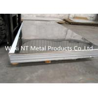 China Mirror Polished 316L Cold Rolled Stainless Steel Plate / Embossed Steel Sheet wholesale