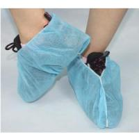 China Cover Pe Shoe Cover Disposable chef cook uniform Disposable Garments medical and dental wholesale