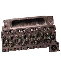 China Cummins ISDE ISD 4.5 Auto Diesel Engine Cylinder Head Assembly 4941496 wholesale