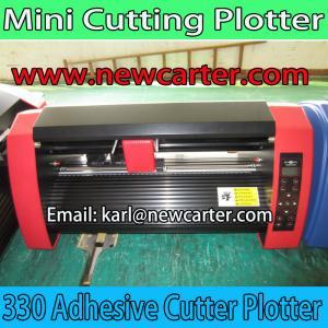 China A3 Cutting Plotter With Stepper Motor 330 Vinyl Cutter Desktop Vinyl Sign Cutter Cut Decal wholesale