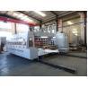 China Fast Printing Slotting Die Cutting Machine / Cardboard Flexo Printer Slotter Die Cutter wholesale