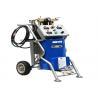 China Full Pneumatic Polyurethane Spray Machine 25Mpa Max For Exterior Wall Insulation wholesale