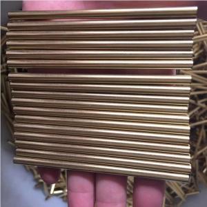 China Nickel Copper Pipe Copper Nickel Oil Gas wholesale